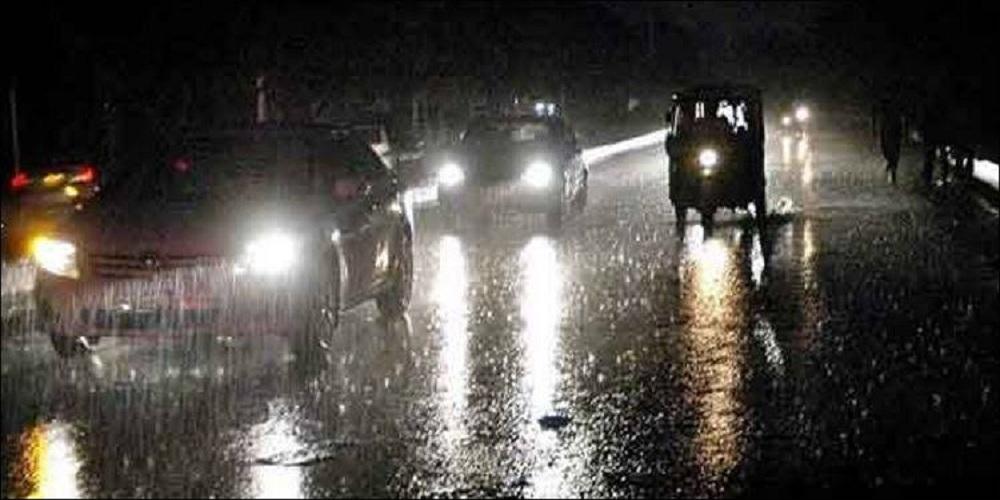 Pakistan to recieve rain showers today