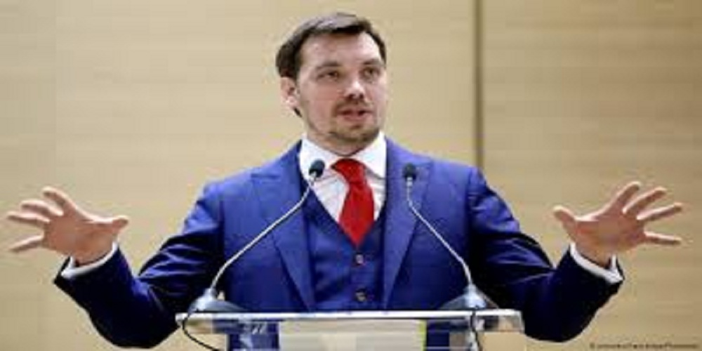 Ukrainian President Volodymyr Zelensky rejected PM's resignation.