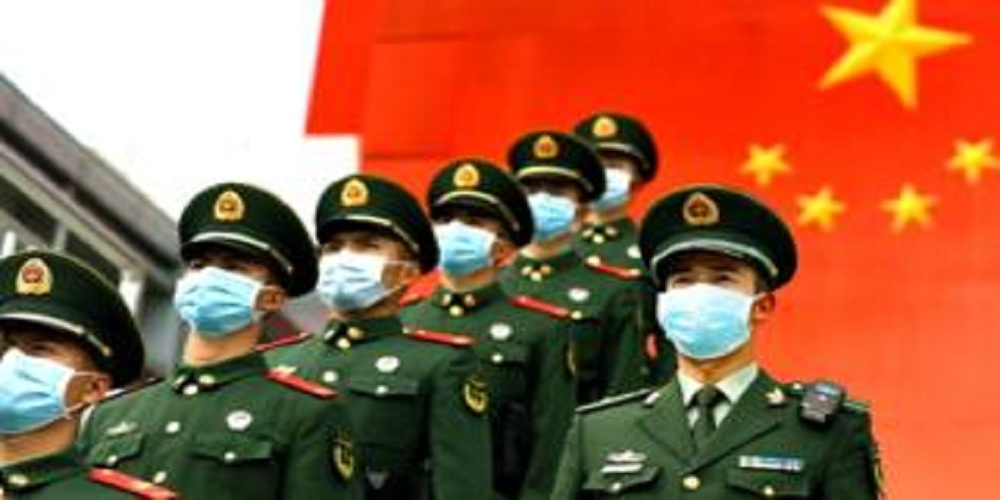 Chinese officials 'removed' as death toll crosses 1,000