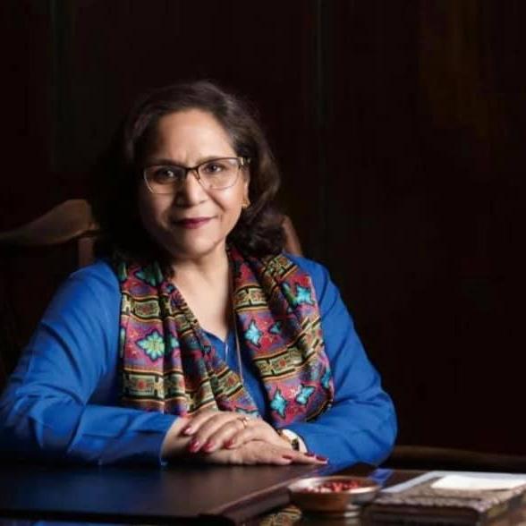 Naghmana Hashmi