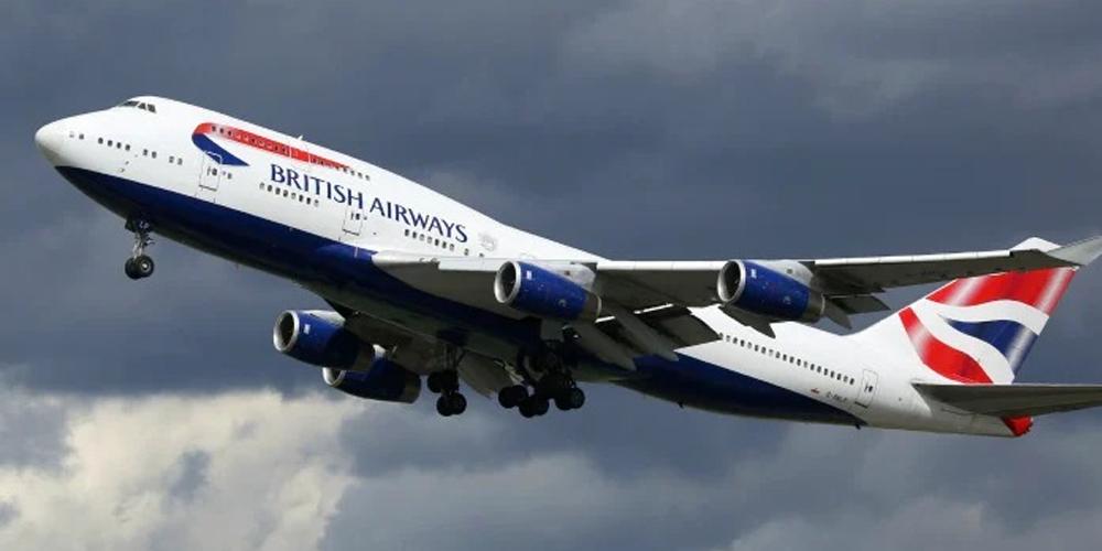British Airways Pakistan flights