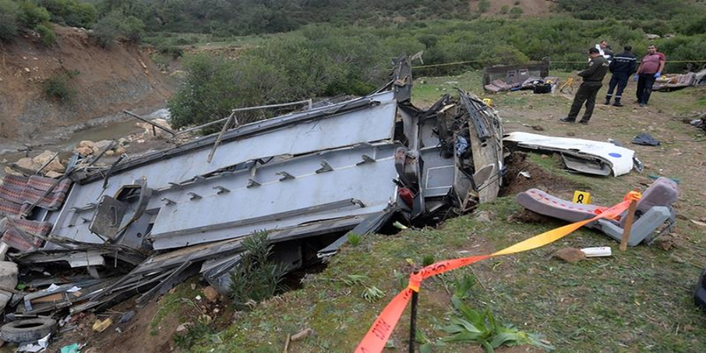 Jhal Magsi road accident