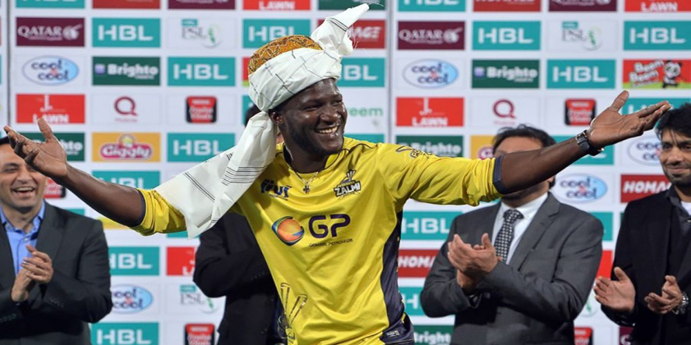 Pashawar Zalmi is my baby and nothing comes between us: Sammy