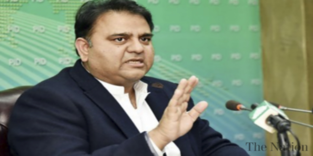 Fawad Chaudhry Twitter