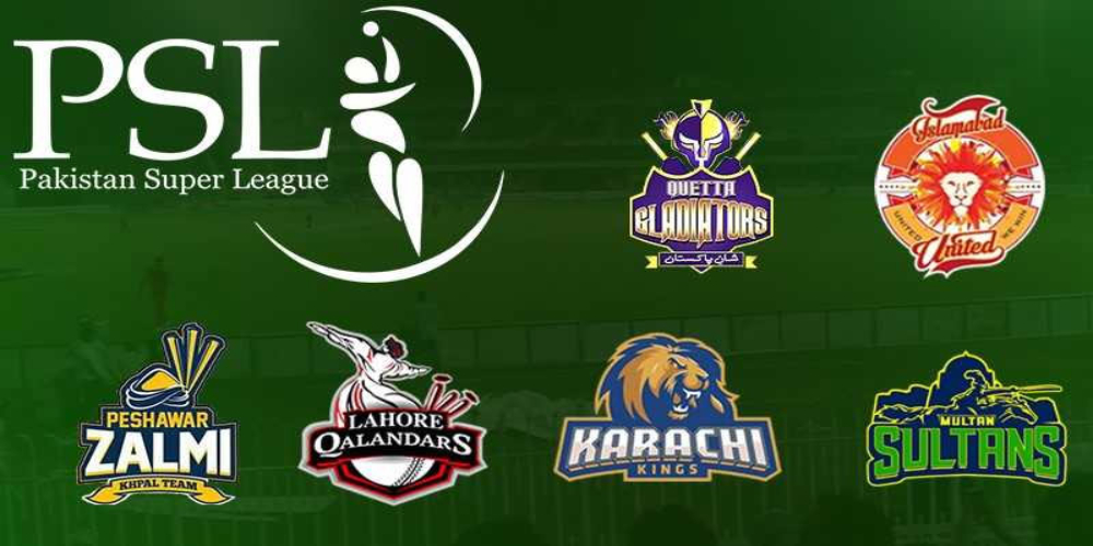 PSL 5 2020 points table