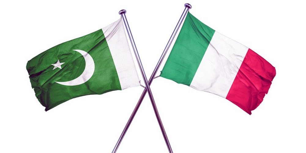 Pakistan, Italy discuss bilateral trade and diplomatic relations - BOL News