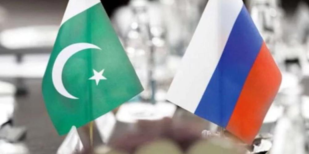 Pakistan Russia trade dispute