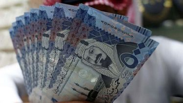Saudi Riyal to Pkr Rates today