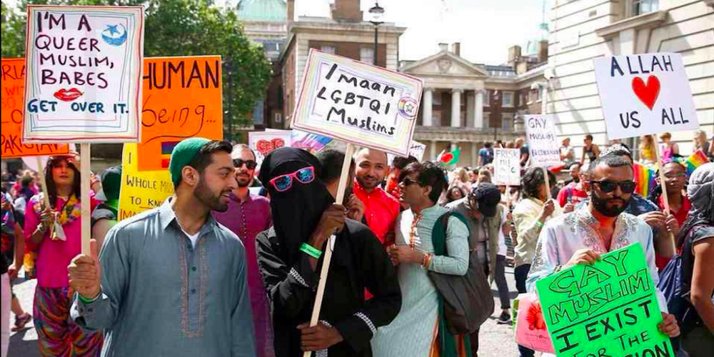 London's first LGBT+ Muslim Pride festival is going to happen on 11th April 2020.