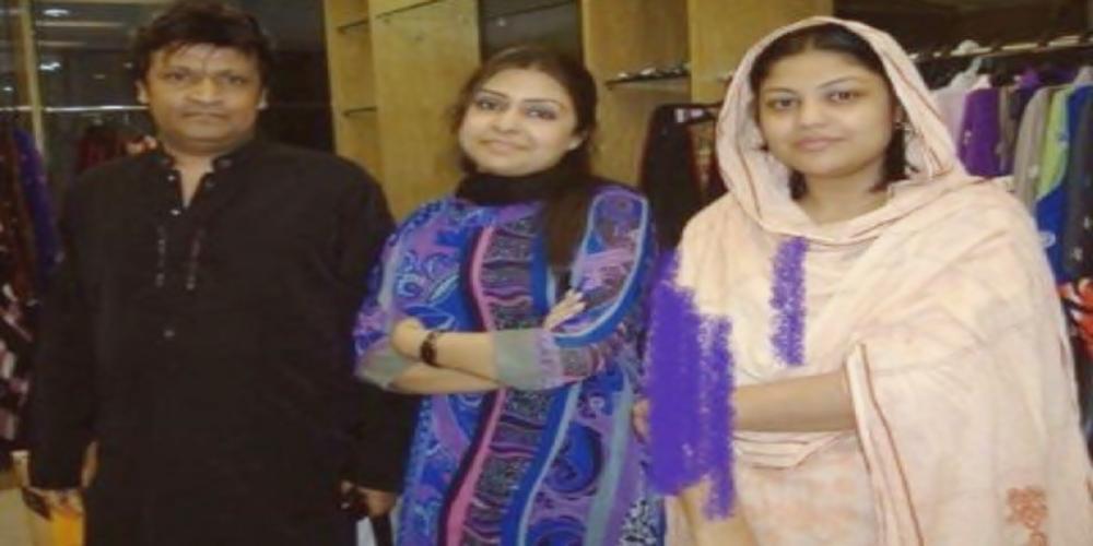 Umer Sharif daughter