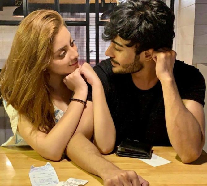 alizeh and Nauman