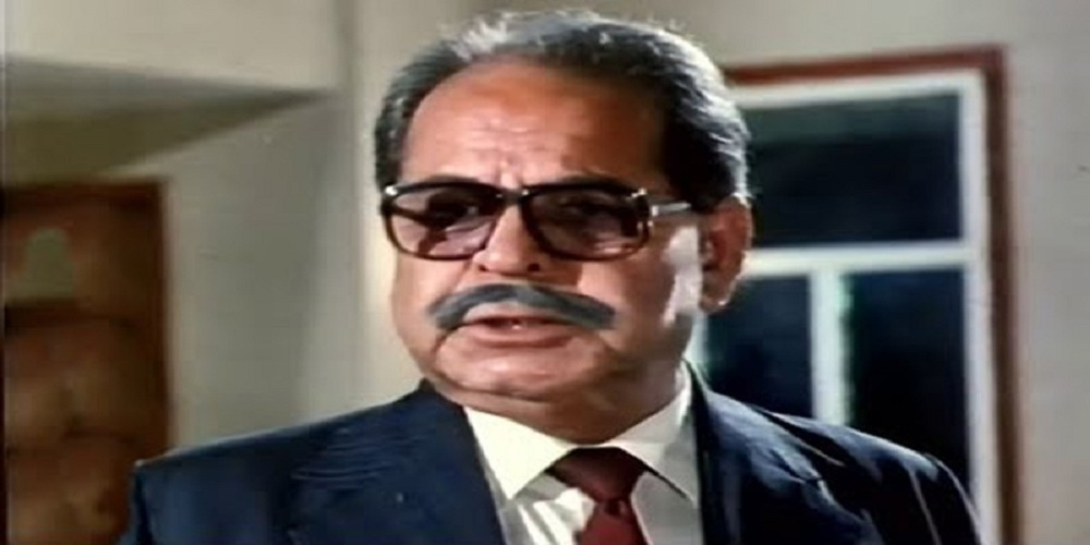 Today is the 22nd death anniversary of Film star Agha Talish.