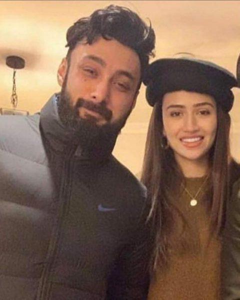 Sana Javed & Umair Jaswal