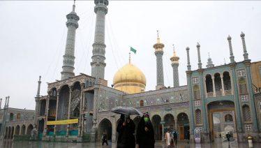 Iran coronavirus jumma prayer