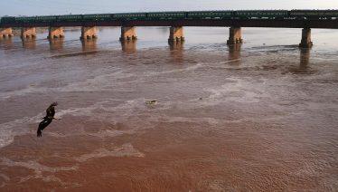 river in Pakistan