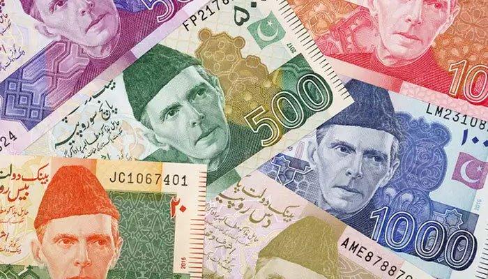 Banknotes coronavirus
