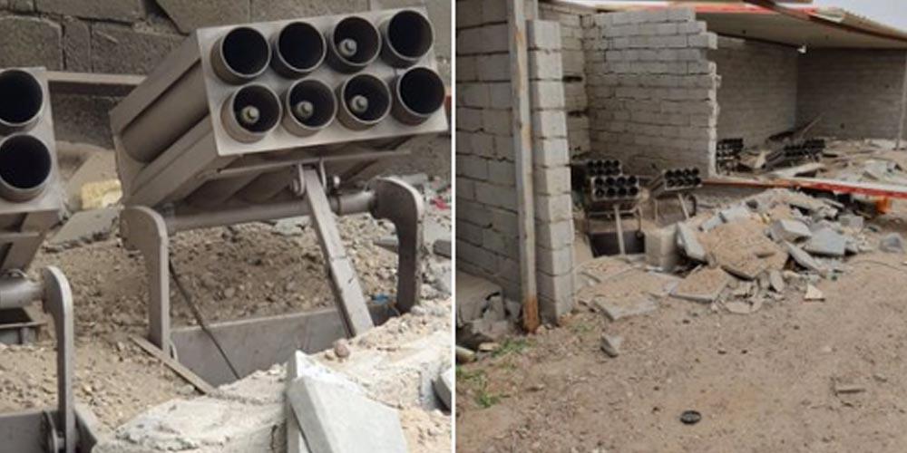 American troops injured in Iraqi rocket attack