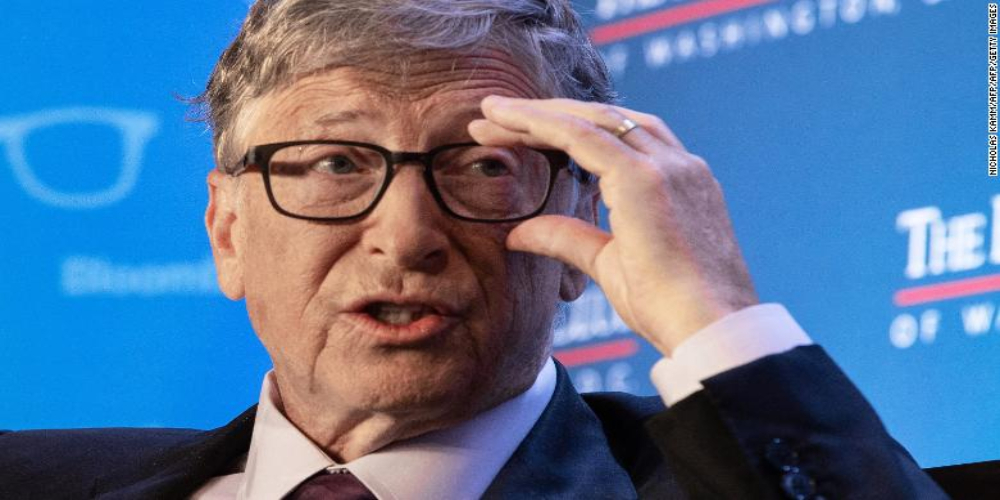 Bill Gates criticizes Donald Trump for stopping WHO funding
