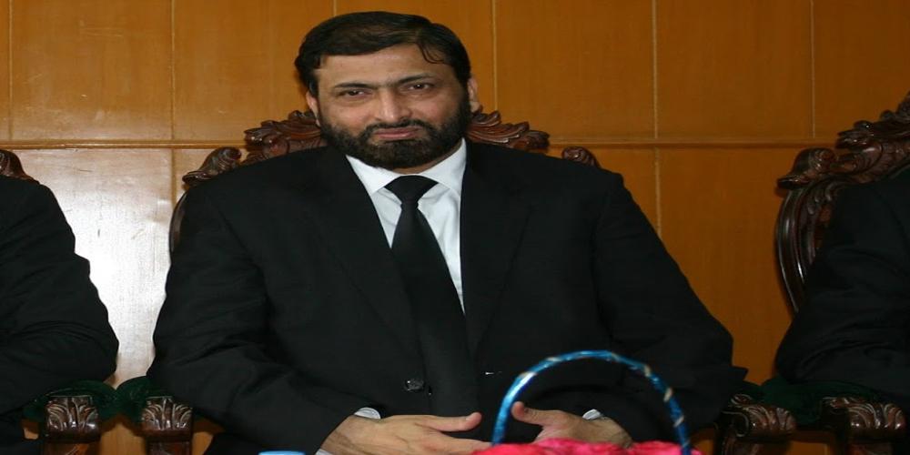 Chief Justice Qasim Khan