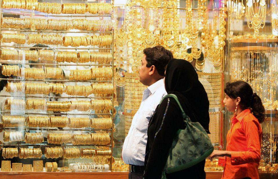 today gold rates in dubai