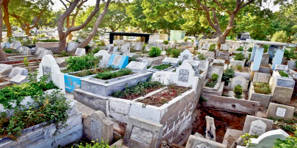 Graveyards
