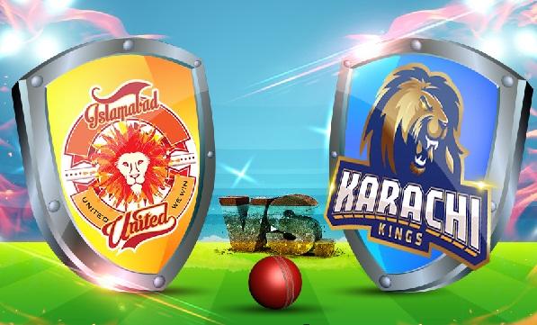PSL 2021: Islamabad United vs Karachi Kings, match no 22