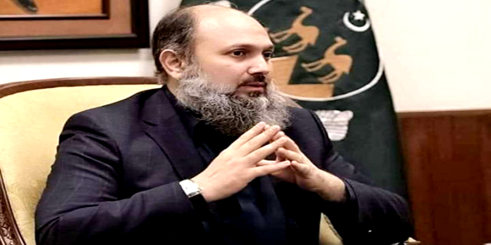 Revenue of the province boost from Rs 12 to 25 billion: Jam Kamal Khan