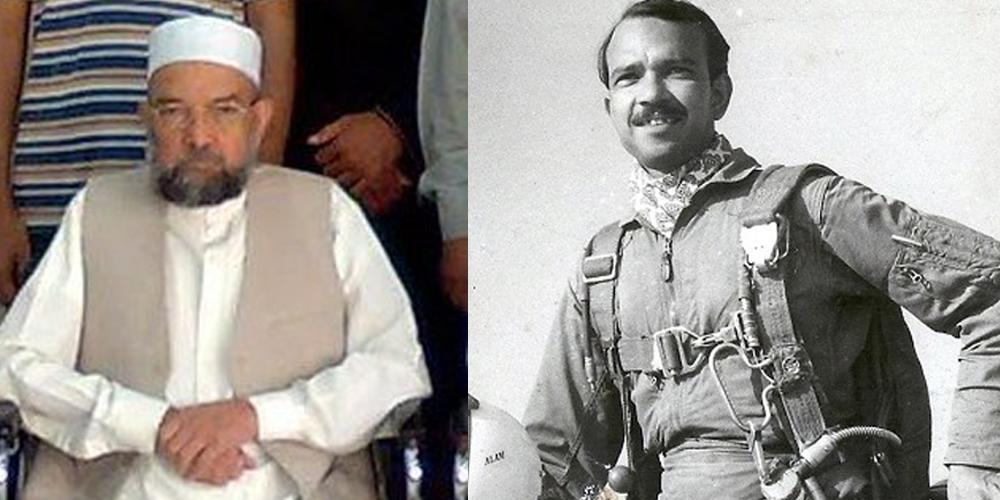 Pakistan remembers 1965 war hero MM Alam on his 7th death anniversary
