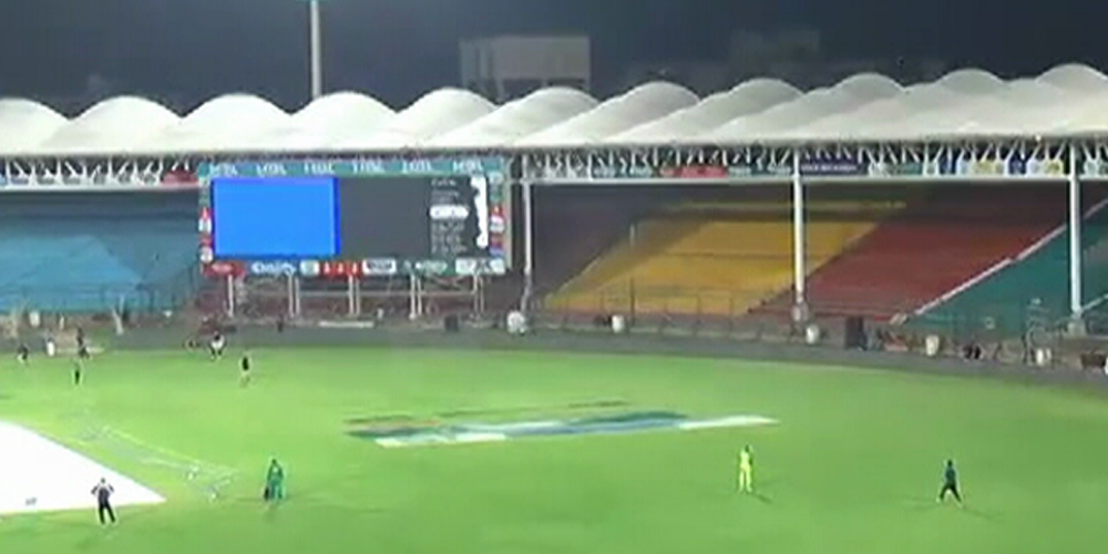 PSL matches in Karachi will be played in empty Stadiums – Murad Ali Shah