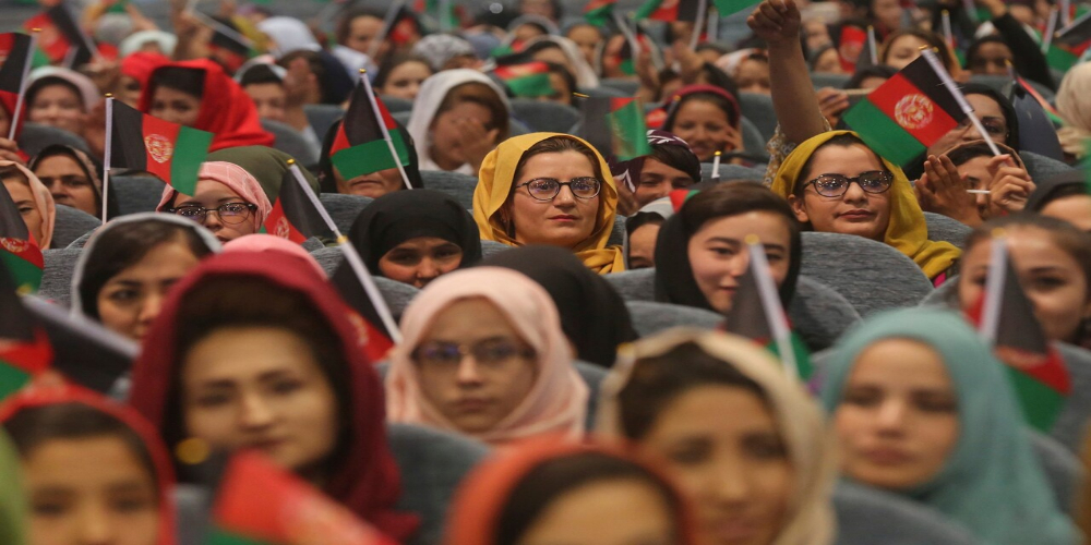 International Womens Day: UNAMA calls for inclusion of Afghan women in peace talks