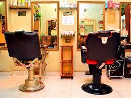 Barber shops beauty parlour