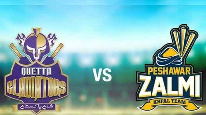 PSL 2021: Peshawar Zalmi vs Quetta Gladiators