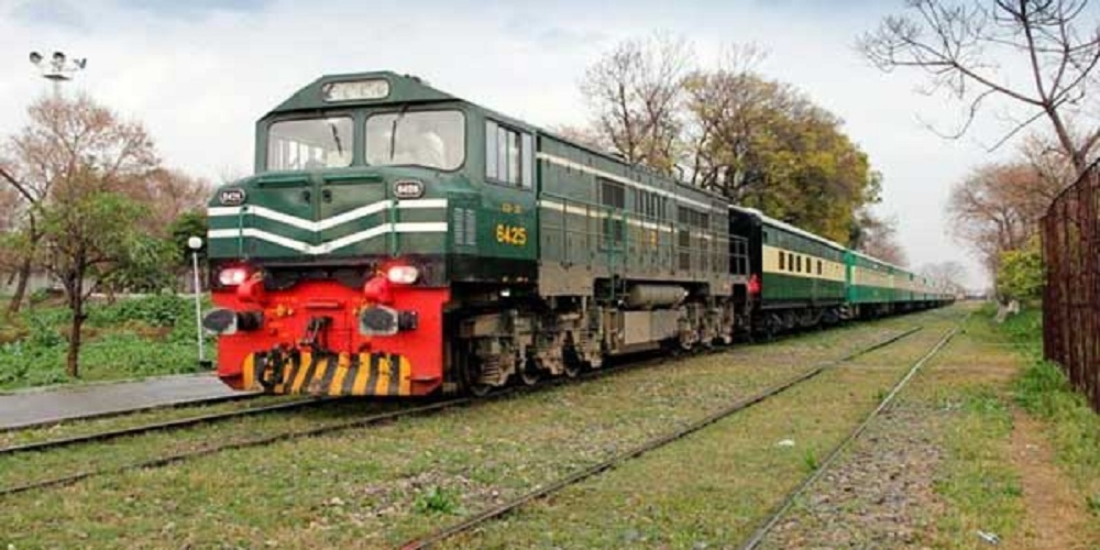 Pakistan Railways train to resume