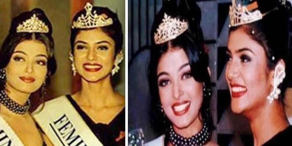 Sushmita Sen scared to participate when Aishwarya was competitor?