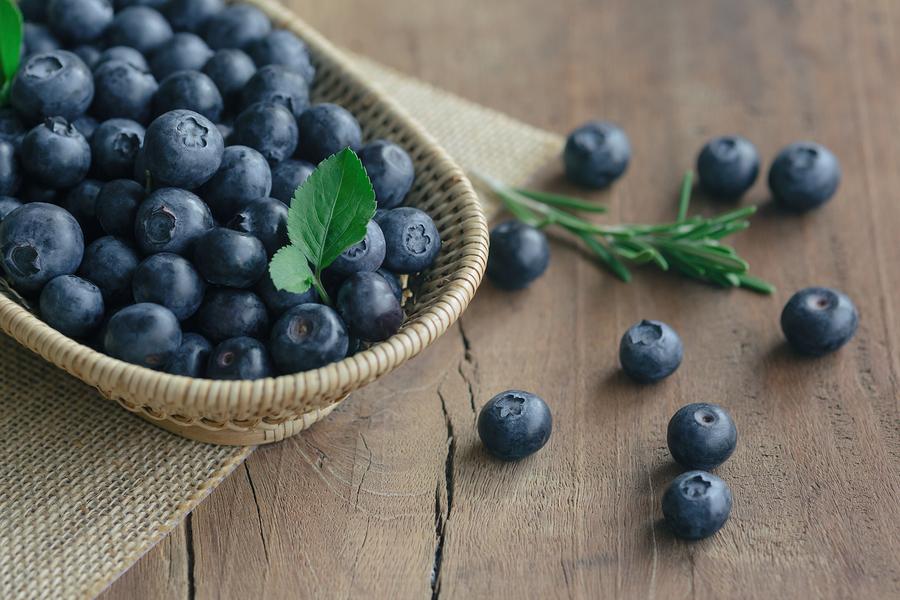 Fruits Blueberry
