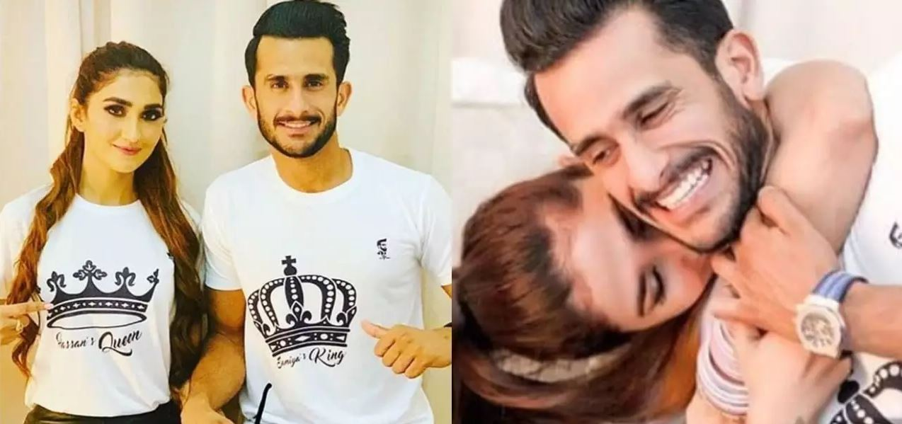 Hassan Ali Pens A Lovely Birthday Wish For His Indian Wife