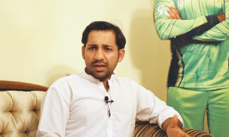 Sarfraz Ahmed breaks silence on demotion in Central Contract