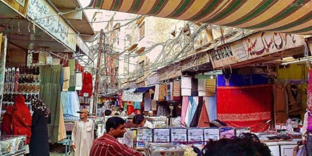 Sindh markets