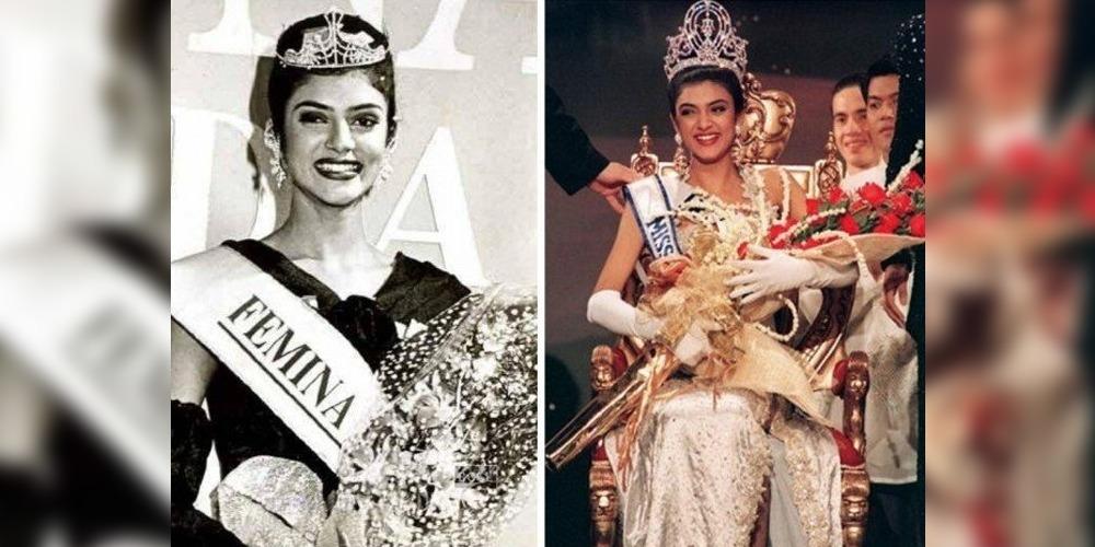 Shushmita Sen's Miss India 'winning gown' story will definitely inspire you
