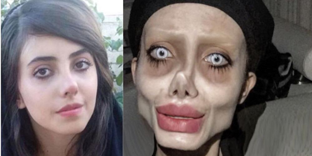 Iran's 'Angelina Jolie' contracts Coronavirus in jail