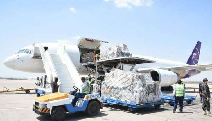 2nd consignment of Medical emergency relief arrived in Pakistan from China: ISPR