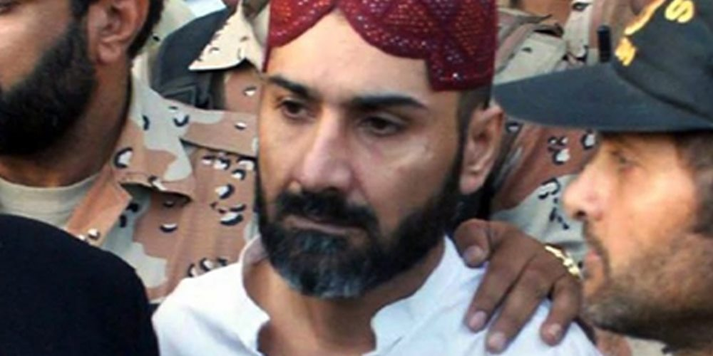 Uzair Baloch's military trial completed, sent to Central Jail Karachi