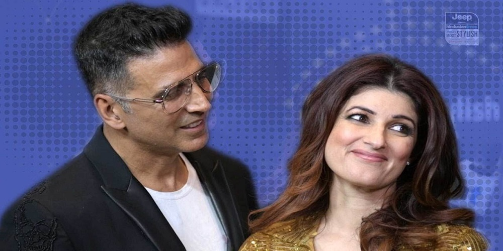 Akshay Kumar and Twinkle Khanna got arrested, here's why!