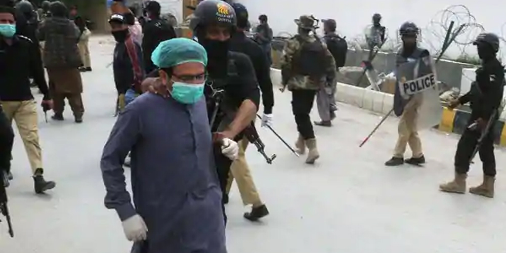 Today Corona Cases in Pakistan