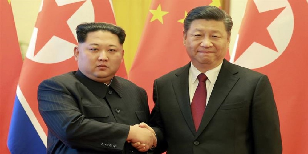China offers support to North Korea to tackle coronavirus pandemic