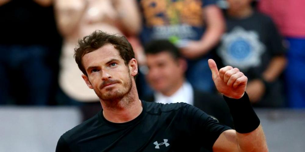 Tennis Star Andy Murray