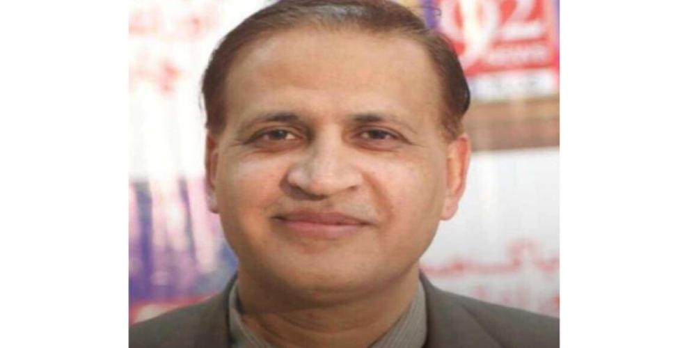 Fakharuddin Syed