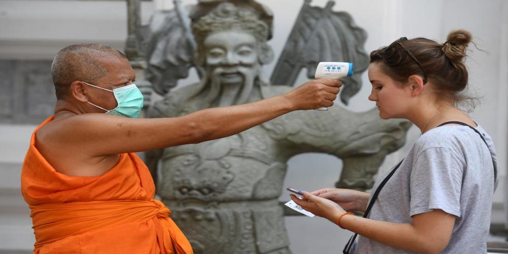 Thailand coronavirus cases