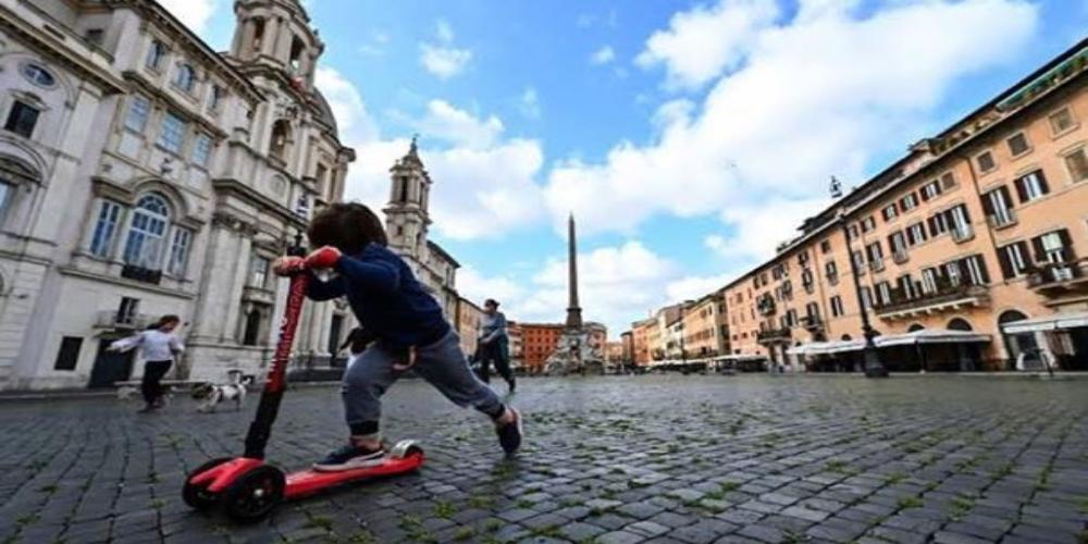 Italy lockdown eased