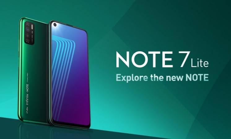 Infinix Note 7 Lite